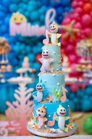 Karas Party Ideas Baby Shark Birthday Party Karas Party Ideas