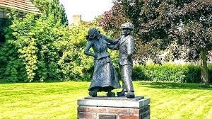 garden fairy statues for statue brass image art bronze