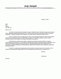 Example Cover Letters For Resumes Example For Cover Letter For