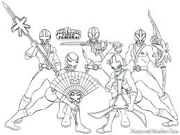 power rangers coloring pages ranger page red love printable free