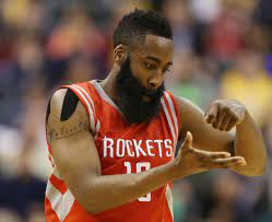 James harden plays shooting guard for the houston rockets. The One About Kyrie Irving S Friends Tattoo Next Season S Hottest Nba Trend The Hundreds