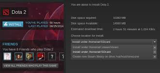 how to run dota 2 on a chromebook