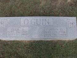 """Olive Hickman """"Ollie"""" Moore O'Guin (1915-1993) - Find A Grave Memorial"""