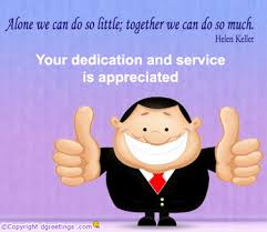 Employee Appreciation Quotes employee appreciation quotes and sayings Your attitude and work 38