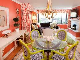 Color Coral Room Decor Ideas