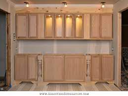 upper cabinets heightened to ceiling