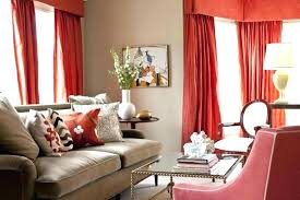 red curtains living room ideas curtain color for beige walls amaze red curtains living room ideas