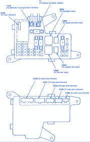91 accord cigarette lighter wiring diagram wiring diagram 92 accord fuse box 92 wiring diagrams for car or truck