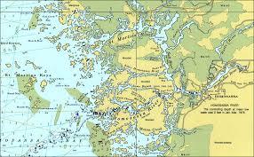 Tide Chart For Homosassa Florida Homosassa River 1977