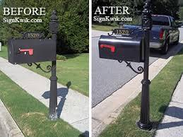 custom metal mailbox. Fine Mailbox Mailbox Restoration Duluth Ga And Custom Metal Mailbox H