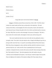in the essay blaxicans and other reinvented americans by richard  6 pages reflection paper