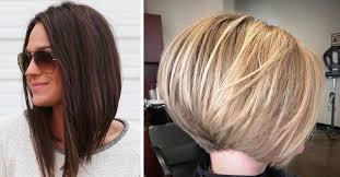 Klasický Bob Pre Stredne Dlhé Vlasy Je Skvelý Spôsob Ako Zmeniť