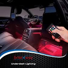 Amazon Car Lights Britenway Car Interior Lights Gadget 7 Colors And Multiple Pattern For Front Back Underdash Decoration Lighting Accessories 12v Music Rhythm