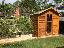 garden shed complete