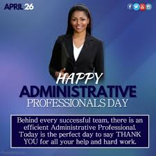 Administrative Professional Days Administrative Professionals Day Template Postermywall