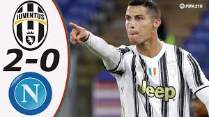 This video is provided and hosted by a 3rd party server.soccerhighlights helps you discover publicly available material throughout the internet and as. Juventus Vs Napoli Supercoppa Italia 2020 21 19 01 2021 Fifa 20 Youtube
