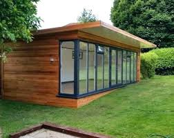 prefab shed office. Small Outdoor Office. Prefab Office Shed E
