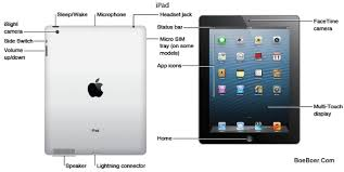 Apple iPad, air - Specifications