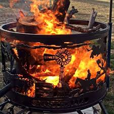 Fire Drum Designs Australian Outback Fire Drum Fire Pit Designs Portable