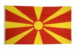 Delegation der deutschen wirtschaft in nordmazedonien ihr partner für erfolgreiche geschäfte! Flagge Fahne Nordmazedonien Gunstig Kaufen Flaggenfritze De
