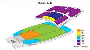 Abraham Chavez Theatre Seating Map Abraham Chavez Theatre