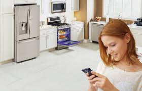 Home Appliance Service Lg Smartthinqar Smart Appliances For A Smart Connected Home Lg Usa