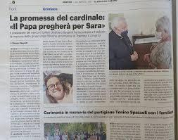 Verità per Sara Pedri - Home