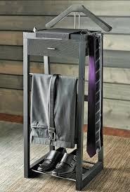 office coat hangers. Suit Valet Stand Wardrobe Storage Office Clothes Coat Rack Men Hanger Bedroom #SuitValetStand Hangers