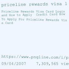 We did not find results for: Priceline Visa Card Login Login Page