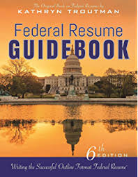 Sample Federal Resume Ksa Amazon Com The Federal Resume And Ksa Sample Book Ebook