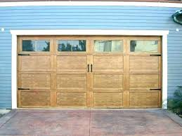 diy wood garage door wood garage door build your own garage door wooden garage doors sliding