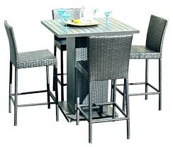 bistro patio furniture high top outdoor furniture 9 awesome and chic table tables at liberty house