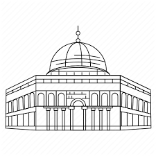 Renovation took several years, and in that period at least two christian photographers, including british archeologist robert hamilton, ventured into and under the mosque. Al Aqsa Architecture Landmark Monument Mosque Icon Download On Iconfinder