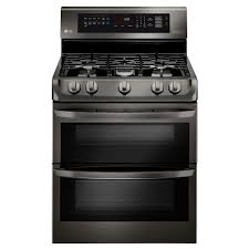 double oven gas range. Double Oven Gas Range With ProBake Convection Oven,