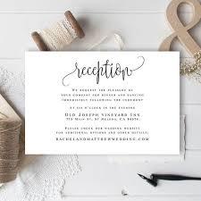 Wedding Insert Templates Reception Card Template Wedding Insert Templates Editable Pdf Wedding Invitation Enclosure Cards Wedding Inserts Wedding Invite Insert Vm41