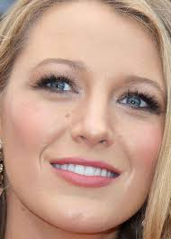 close up of blake lively at the 2016 cannes premiere of cafe society