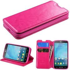 lg flip phone purple. book-style flip stand leather wallet lg optimus l90 case - hot pink myphonecase lg phone purple