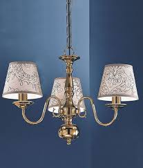 polished brass flemish chandelier two size options available with and without shades