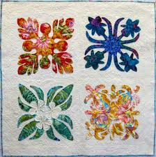 271 best Hawaiian Quilts images on Pinterest | Anna, Dubai and ... & Kapa Hawaii Sampler, 43