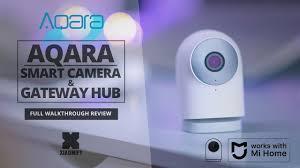 <b>Aqara</b> G2 - <b>Smart camera</b> & Gateway HUB [Xiaomify]