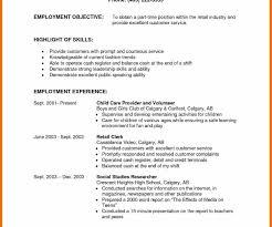 Objective For Social Work Resume Job Resume Objective Imposing Best Objectives For Resumes 57