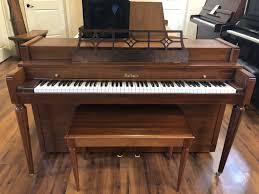 "SOLD! 1937 Howard Baldwin 36"" #81084 - Brigham Larson Pianos"