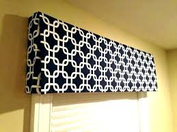cornice board ideas valance no sew window box make valanc