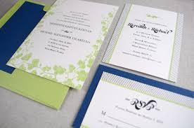 march 2011 ten thirteen design Wedding Invitation Blue And Green modern green and white wedding wedding invitation blue green motif