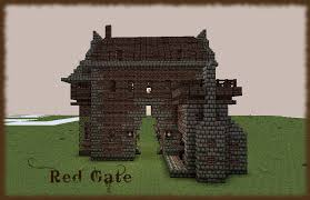 minecraft gate. Modren Gate Bundle Ou0027 Gates  MedievalFantasy On Minecraft Gate