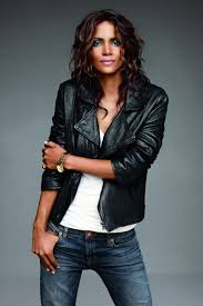 white tee blue jeans black leather jacket and gold boyfriend watch excellent combo