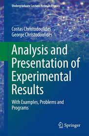 Design And Analysis Of Experiments Ebook Analysis And Presentation Of Experimental Results Costas