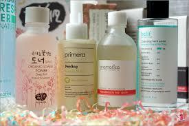 korean natural organic skin care