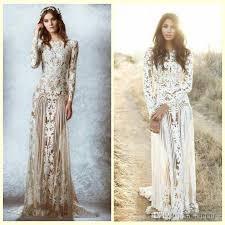 discount zuhair murad lace vintage wedding dresses custom made