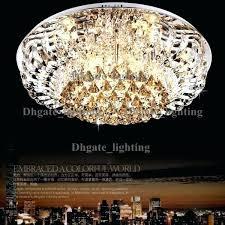 round flush mount chandelier best of modern round crystal chandeliers fashionable flush mount ceiling for crystal